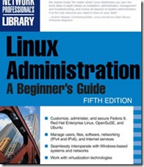Linux Administration A Beginner's Guide, Fifth Edition