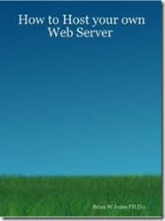 how to host your own web server
